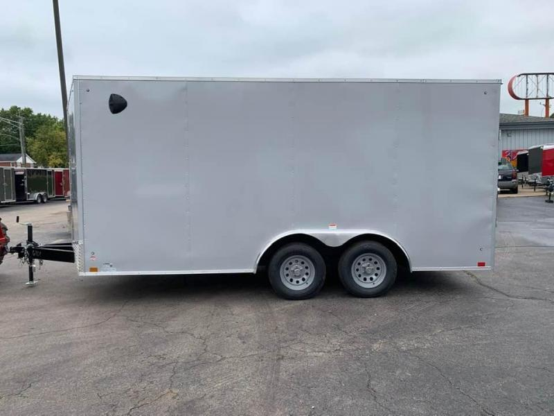 "2020 Discovery 8.5' X 16' X 6'6"" 7K CHALLENGER ET RAMP DOOR ENCLOSED CARGO TRAILER"