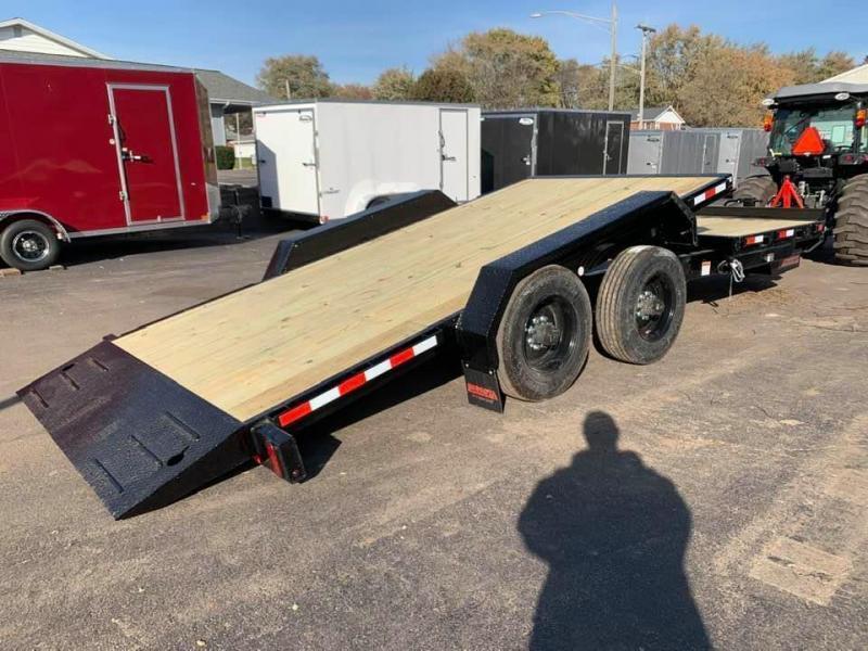 2020 Midsota 22' 22000LB GVWR Tilt Bed Equipment Trailer