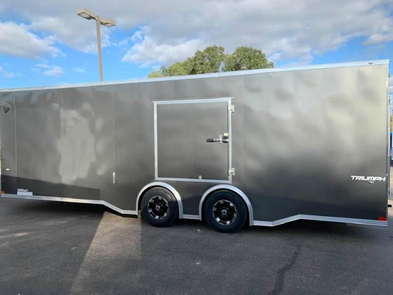2020 Formula 8.5' x 24' x 7' 10k Triumph Enclosed Race Car Trailer