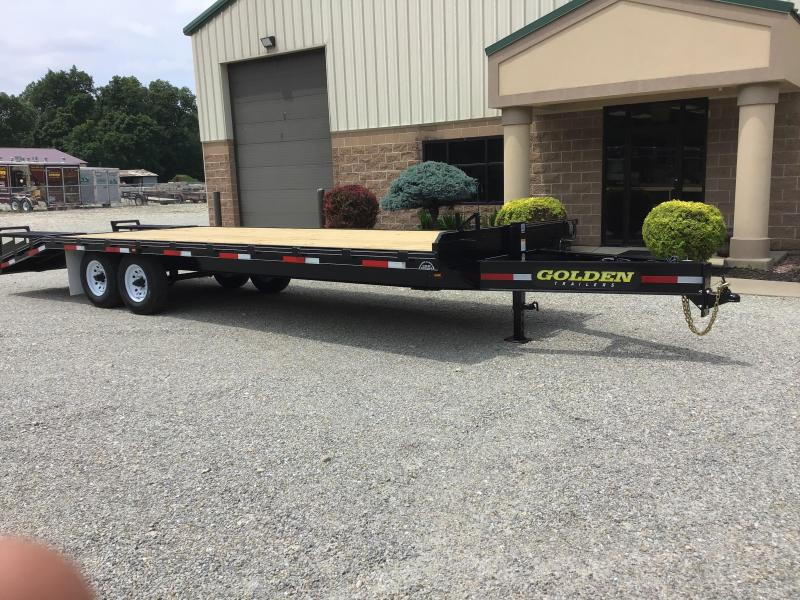 2020 Golden 20+5 14K(B) Flatbed Trailer
