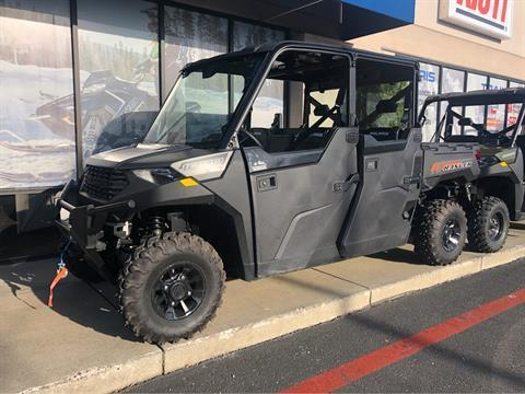 2020 Polaris Ranger Crew 1000 Premium Winter Prep Package