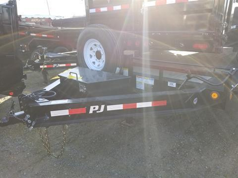 "2019 PJ Trailers 22' X 8"" PRO-BEAM SUPER-WIDE EQUIPMENT TRAILER"