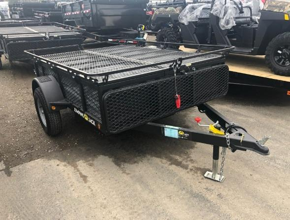 2020 Jumping Jack 6 X 8 UTILITY W/ SPARE