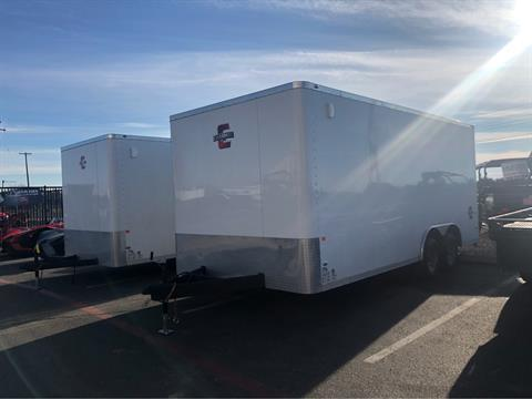 2020 Charmac Trailers 18' STEALTH CAR HAULER