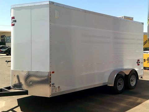 2020 Charmac Trailers 16' X 7' STEALTH CARGO