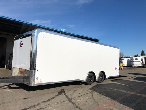 "2020 Charmac Trailers 24' X 100"" LEGEND"