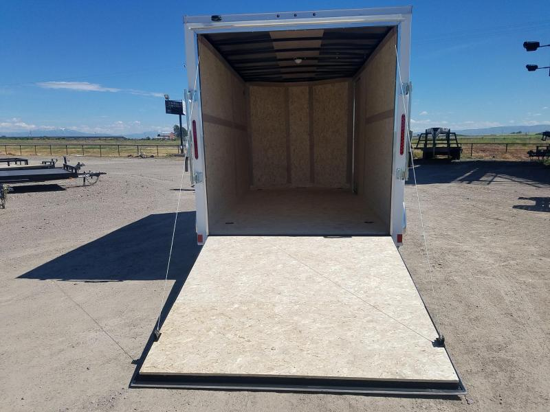 2019 Wells Cargo 7' X 14'  Enclosed Cargo Trailer