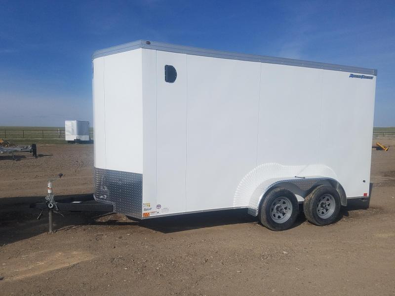 2019 Wells Cargo RFV 7X14 Enclosed Cargo Trailer