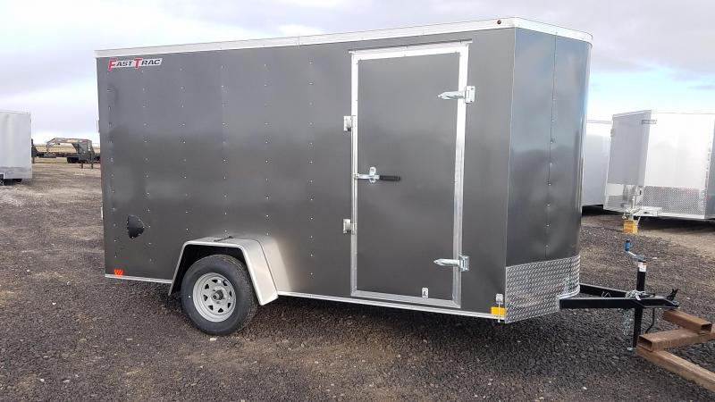 2020 Wells Cargo 6'x12' Enclosed Cargo Trailer