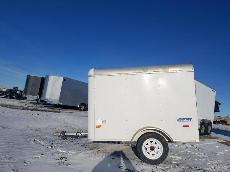 2005 Pace American 4x6 Enclosed Cargo Enclosed Cargo Trailer