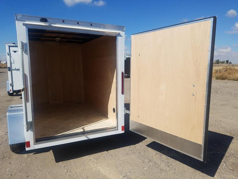 2020 Wells Cargo FT 5' x 8' Enclosed Trailer