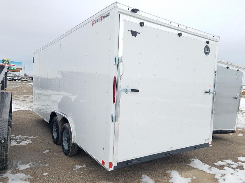 2020 Wells Cargo 8.5 x 20  10K Enclosed Crago Trailer