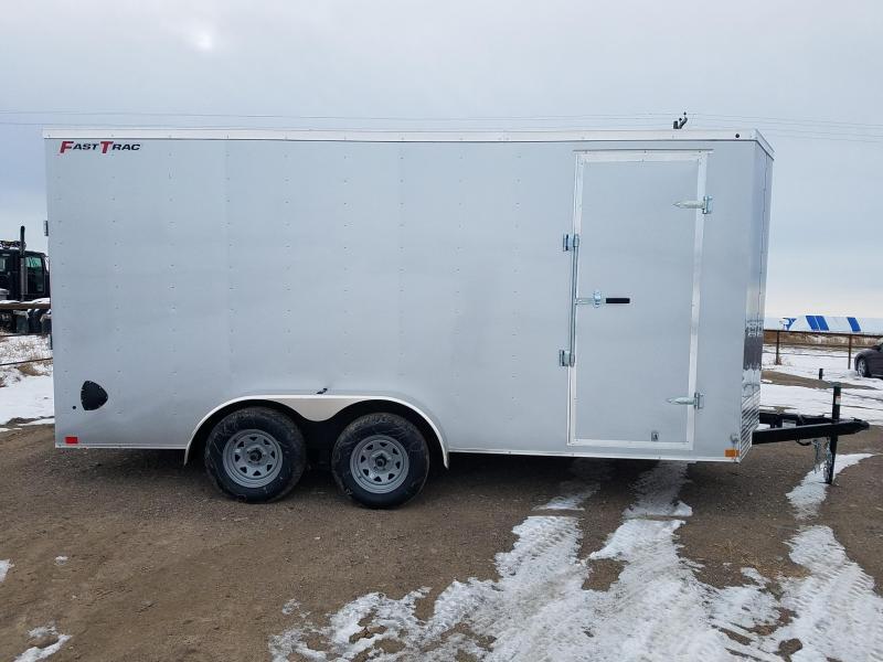 2020 Wells Cargo FastTrac 7x16 Enclosed Cargo Trailer