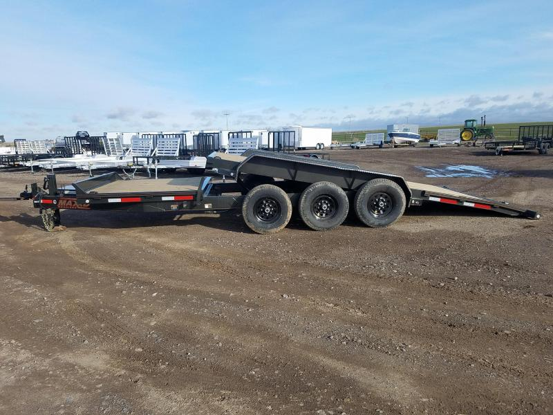 2020 Maxxd Trailers 24 Gravity Tilt Triple Axle Equipment Trailer