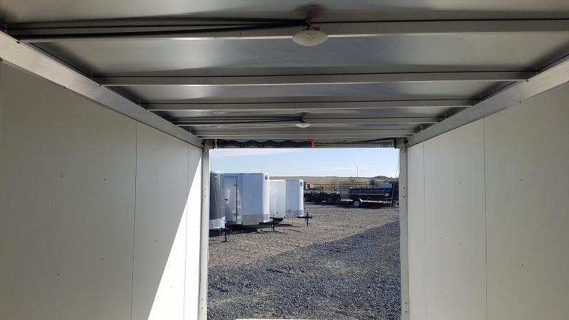 2020 EZ Hauler 7x14 Aluminum Enclosed Cargo Trailer