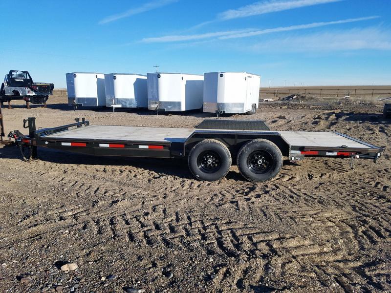 2019 MAXXD 83 x 20 14000# GVWR Equipment Trailer