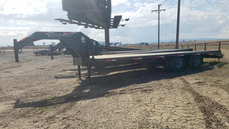 2020 Other 25' Gooseneck 21500 GVWR Equipment Trailer