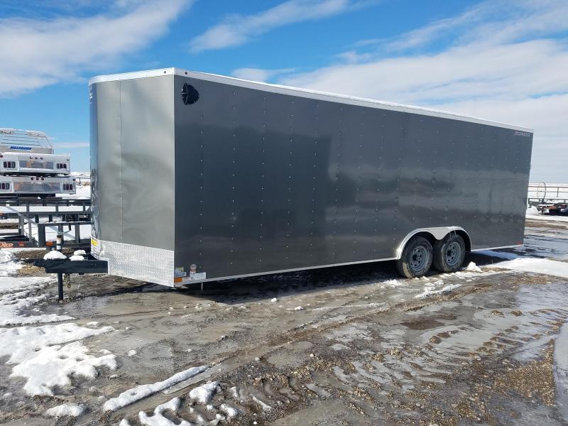 2020 Wells Cargo FastTrac 8.5' x 24' 10K Enclosed Cargo Trailer