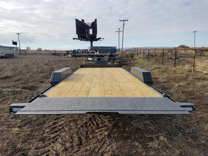 2019 Maxxd Trailers 20' x 14K Power Tilt Equipment Trailer