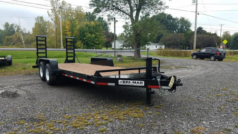 2019 Bri-Mar EH18-12 Equipment Trailer
