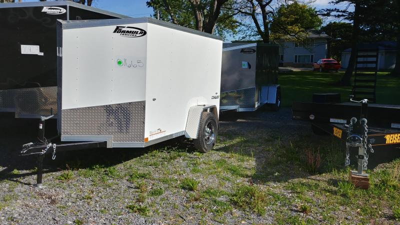 2020 Formula Trailers FSC5x8 Enclosed Cargo Trailer
