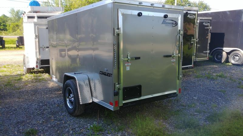 2020 Formula Trailers FSC5x10 Enclosed Cargo Trailer