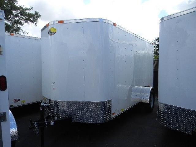 Forest River Inc. 6 x 12 Cargo / Enclosed Trailer