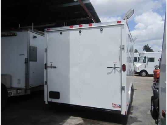 8.6 x 16 TA Vending / Concession Trailer