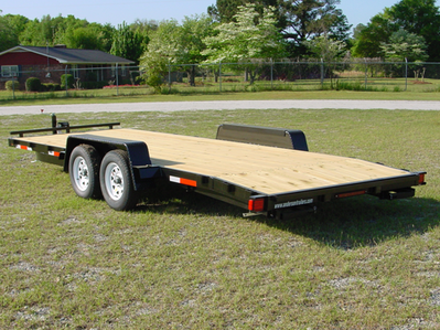 Anderson Manufacturing Tilt Equipment Trailers
