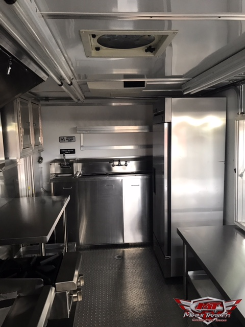 Chevrolet Catering Truck
