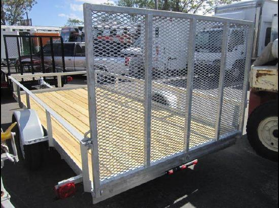 Continental Trailers 6 x 12 Open Utility Trailer