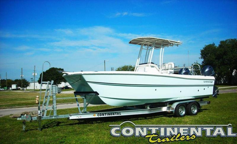 2020 Continental Trailers Continental Trailers Boat Trailer