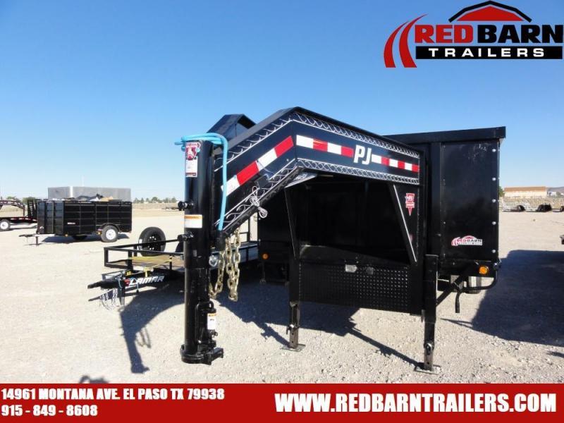 2020 PJ Trailers 20X96 Tandem Dual Dump (DD)REDBARNTRAILERS Dump Trailer