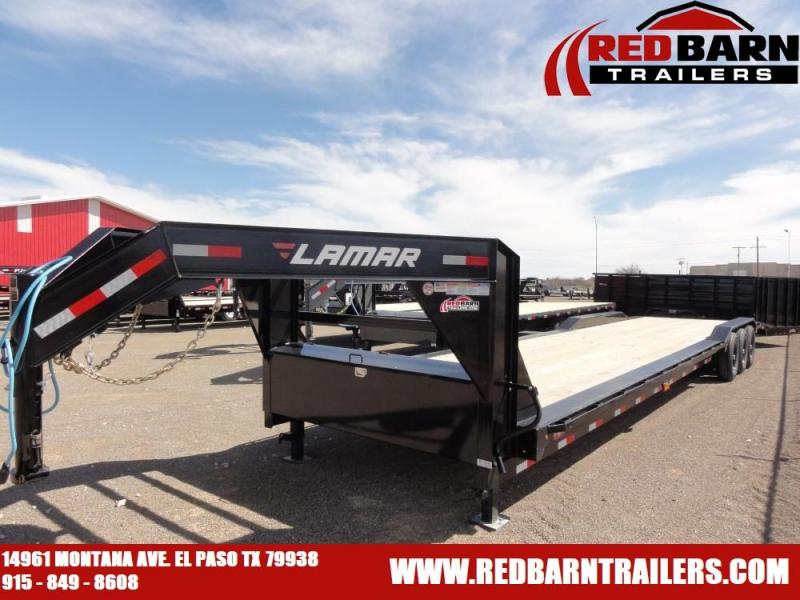 102 X 38 020 Lamar Trailers H8023837 Equipment Trailer