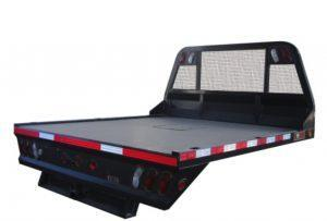 "80"" X 7' GR Trailers Basic Truck Flat Beds @ Red Barn Trailers"