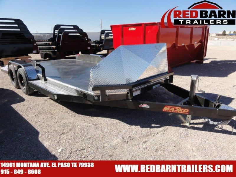 83X18 2020 MAXXD N5X 5 TUBE FRAME CAR TRAILER Car / Racing Trailer