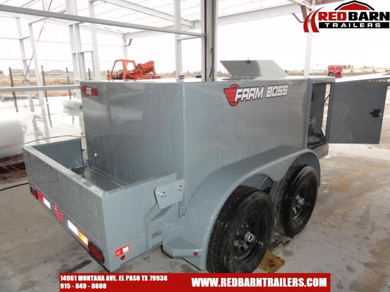 2020 Farm Boss FB590 Tank Trailer