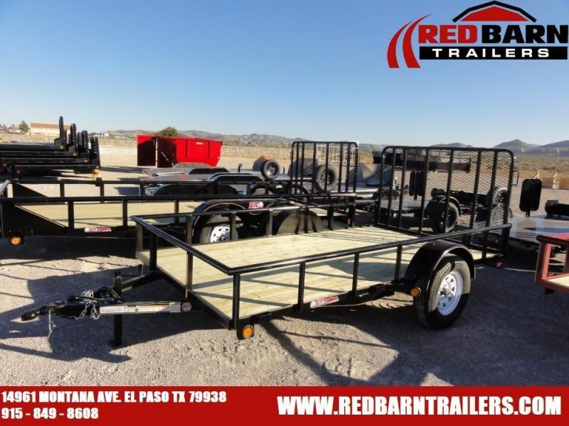 2020 GR Trailers UT6512W03L Single Axle Utility Trailers