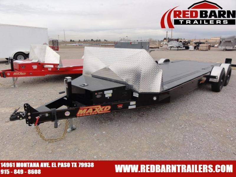80 x 24 2020 MAXXD A6X 10K DROP-N-LOAD CAR TRAILER Car / Racing Trailer