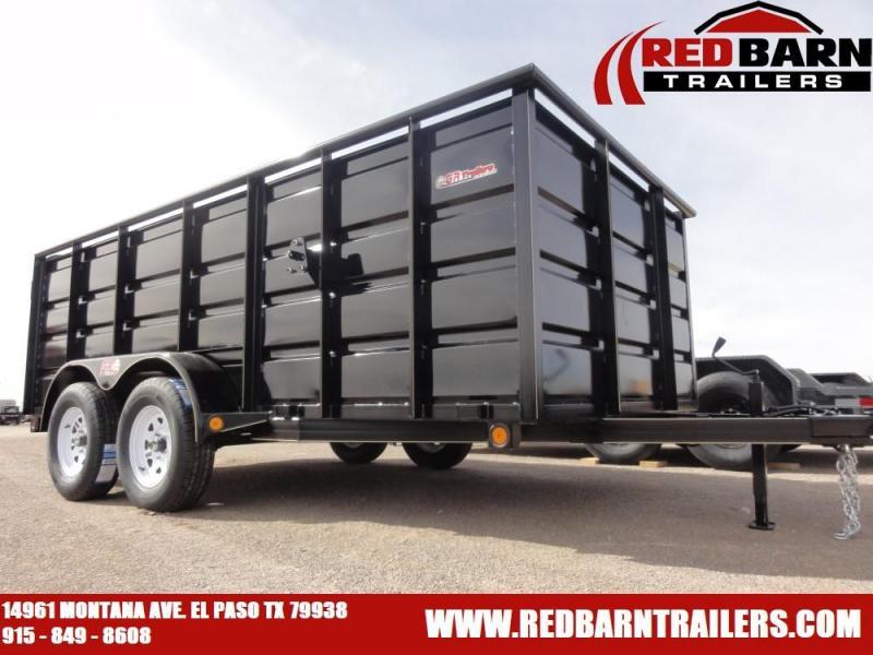 7 X 14 2020 GR Trailers UT714WR07L Utility Trailer