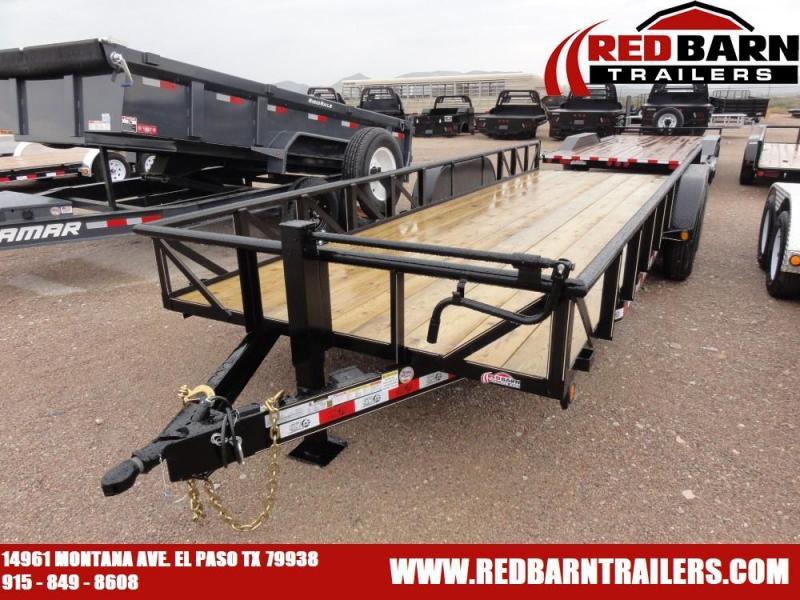 7 X 22 2020 GR Trailers UT7024WR14L Utility Trailer