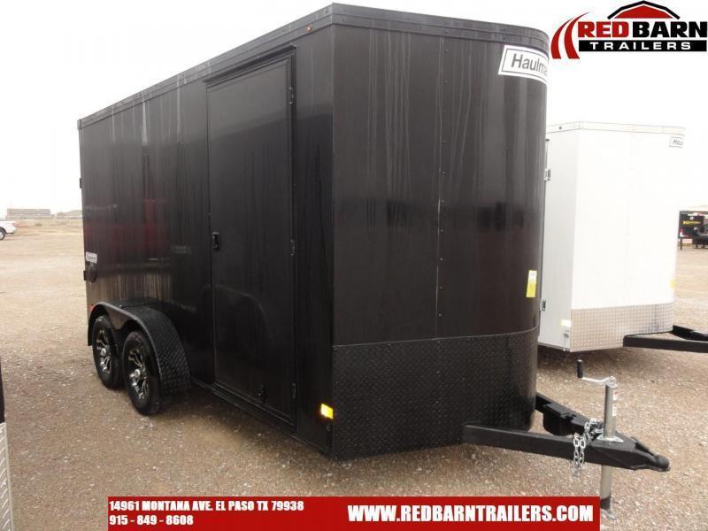 7X14 2020 Haulmark Transport V-Nose Enclosed Cargo Trailer