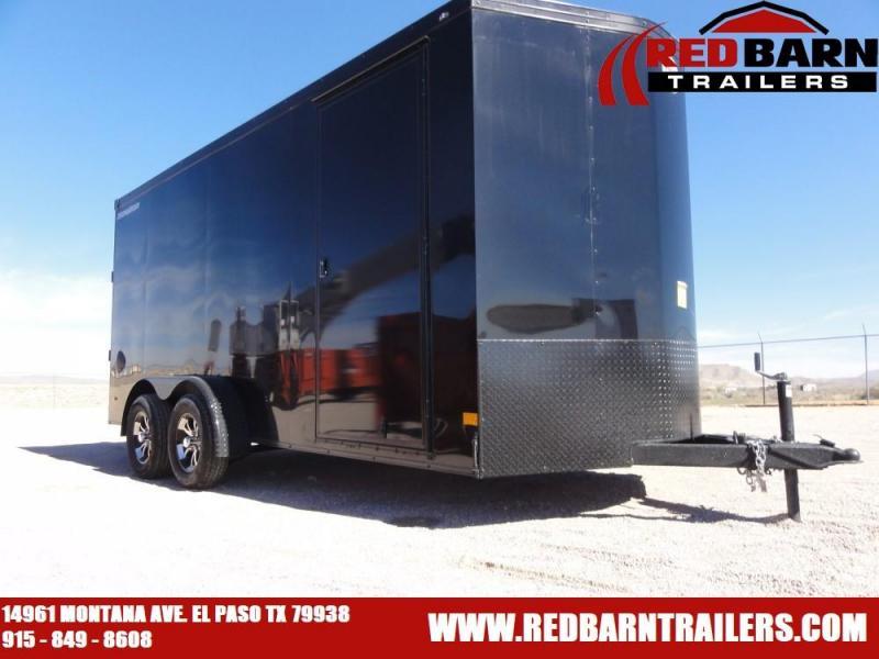 7X16 2020 WELLSCARGO  ROAD FORCE Enclosed Cargo Trailer