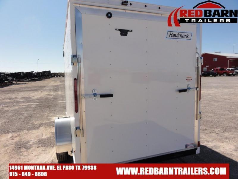 6 X 12 2020 Haulmark PP612S2 Enclosed Cargo Trailer
