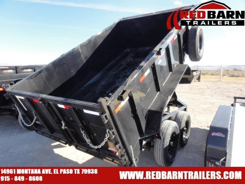 83 X 12 2020 Lamar Trailers DL831227X Dump Trailer