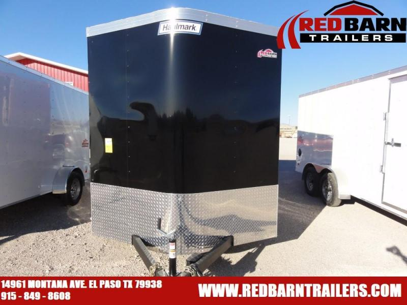 2020 Haulmark Transport V-Nose Enclosed Cargo Trailer