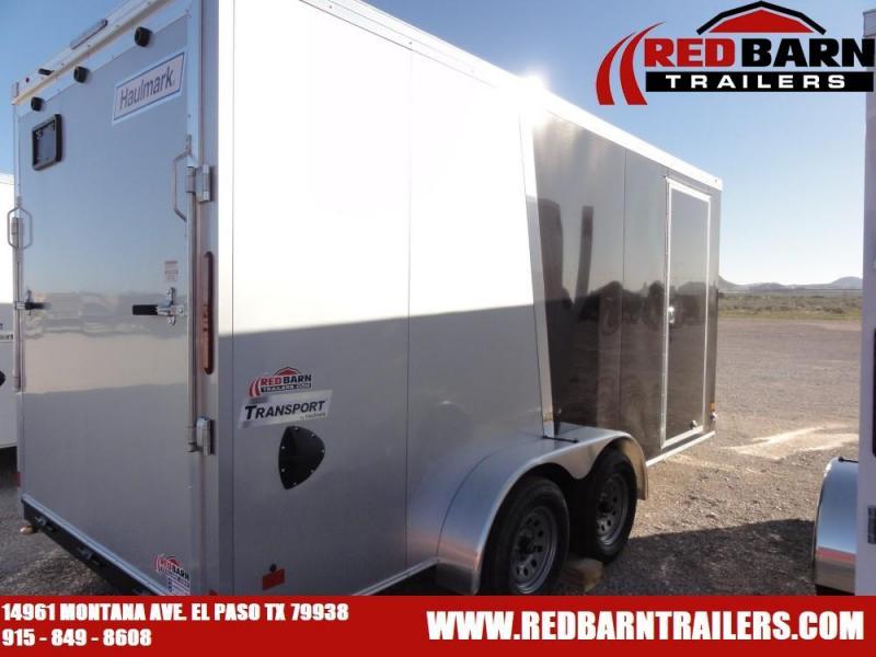 2020 Haulmark Transport V-Nose Enclosed Cargo Trailer