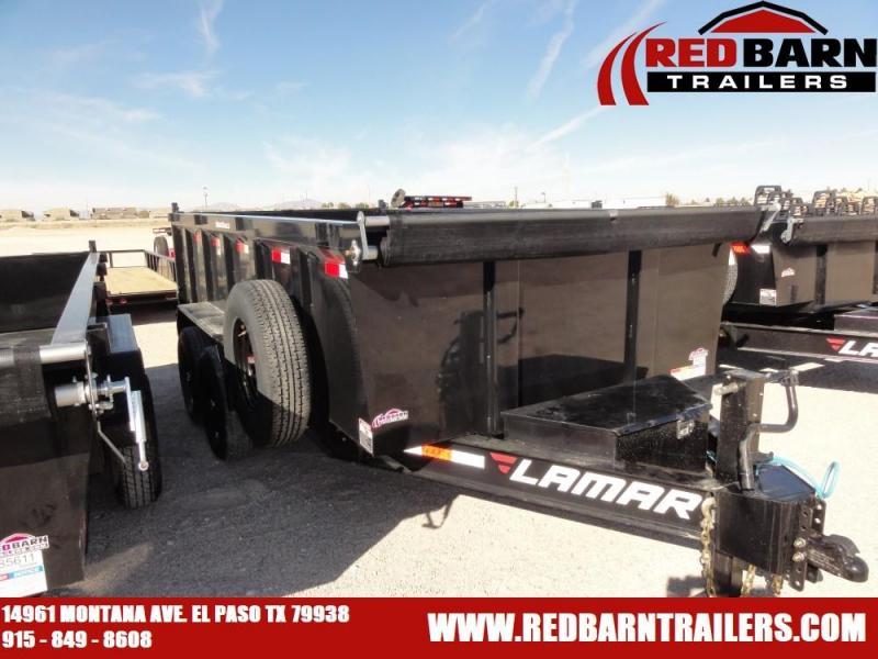 83 X 14 2020 Lamar Trailers DL831427X Dump Trailer