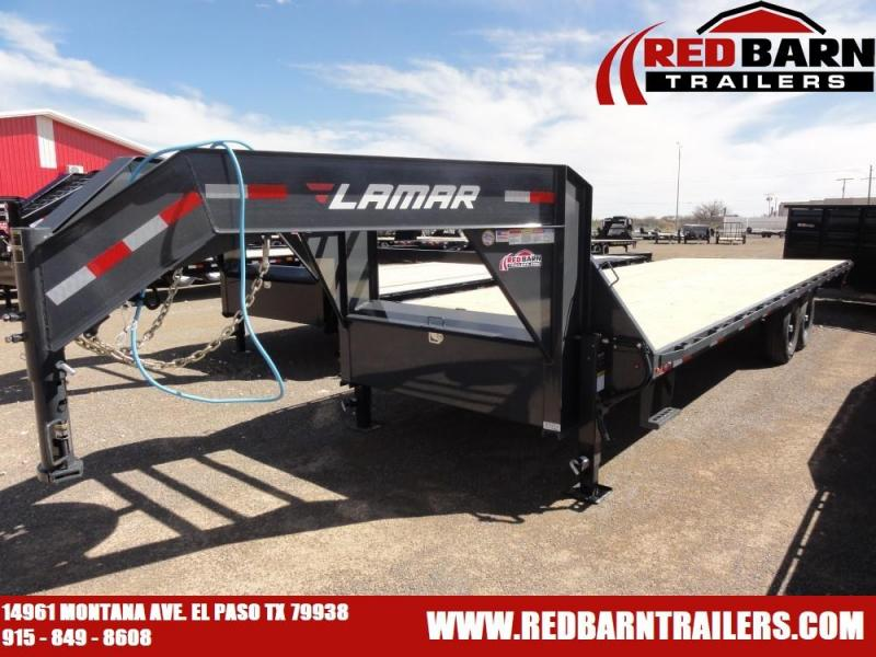 102 x  25 Lamar Trailers FD Flatbed Trailer