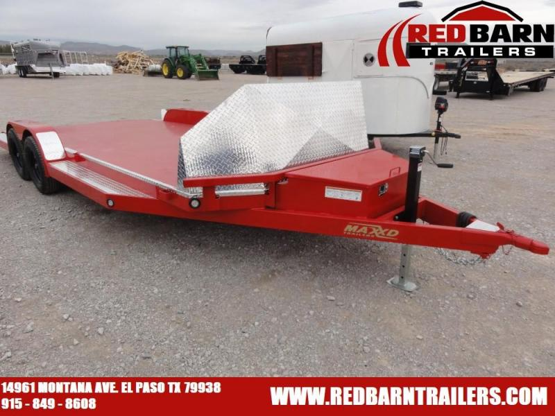 83X20 2020 MAXXD N5X TUBE FRAME CAR TRAILER Car / Racing Trailer